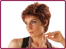 Parrucca alopecia ideale per uso temporaneo | in vendita su laikly.com